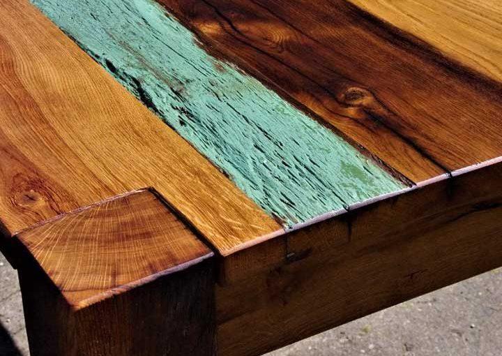 Steigerhouten meubelen voor binnenshuis en in de tuin